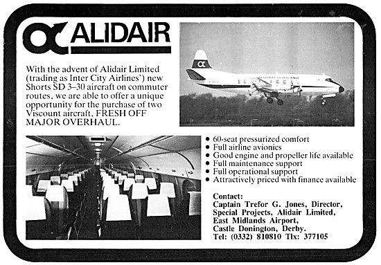 Alidair - Inter City Airlines