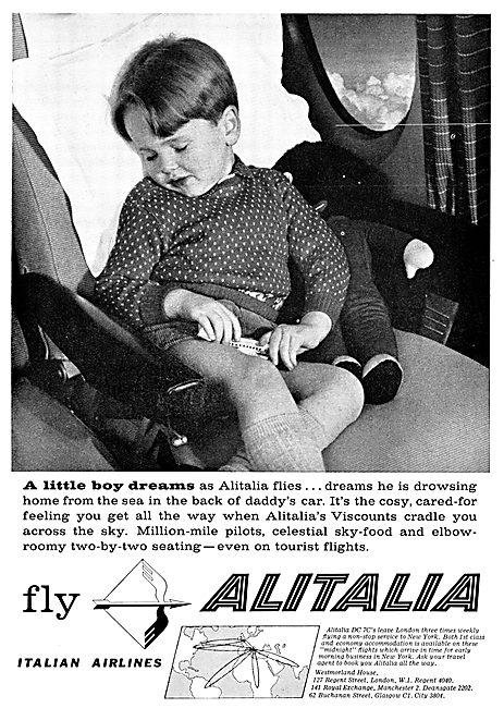 Alitalia Italian Airlines