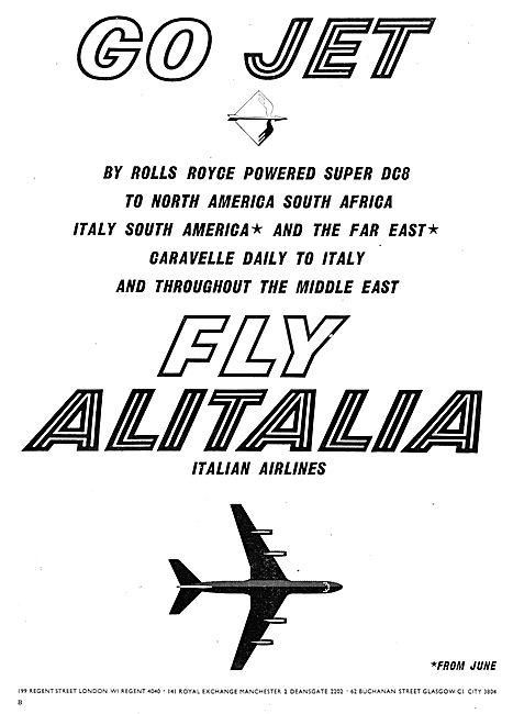 Alitalia - Italian Airlines