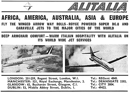 Alitalia 1962