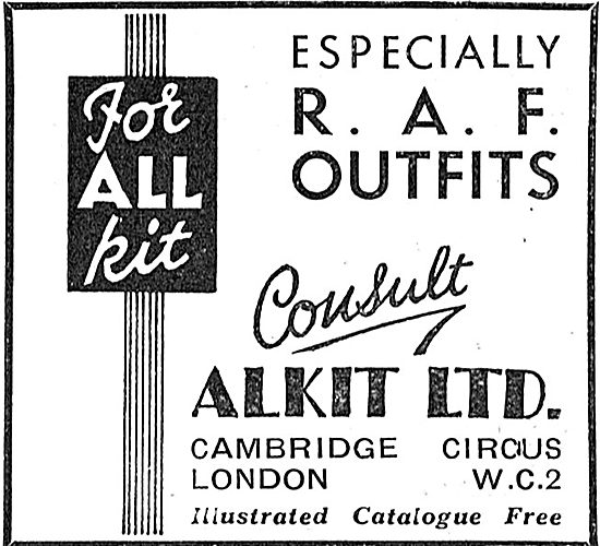 Alkit Naval, Military & Sporting Outfitters