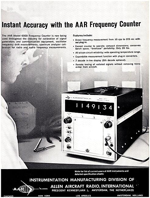 Allen Aircraft Radio