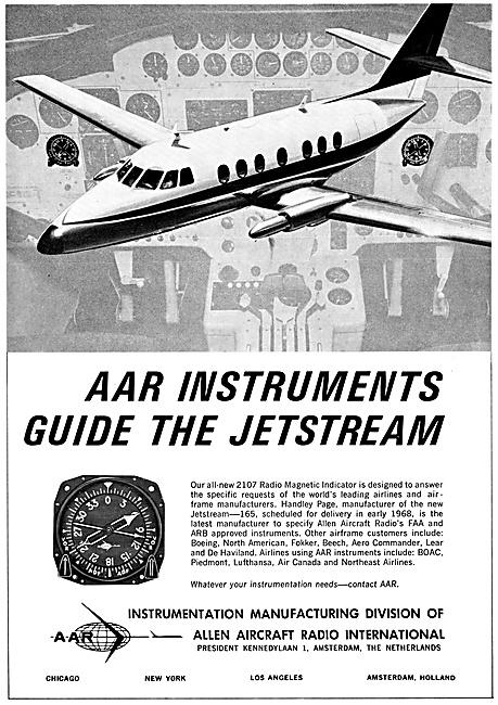 Allen Aircraft Radio  Avionics