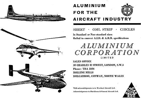 Aluminium Corporation - Aluminium For The Aircraft Industry