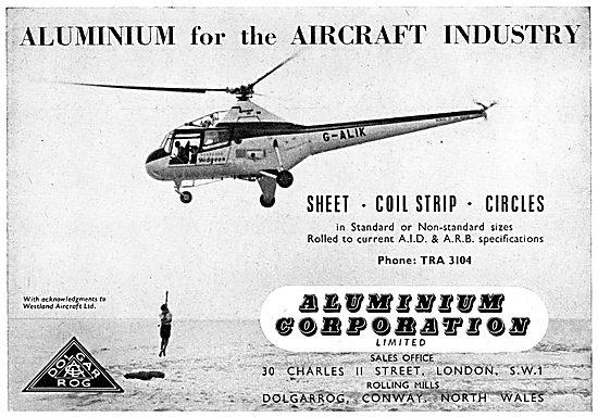 Aluminium Corporation 1958
