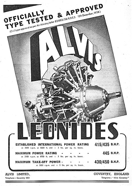 Alvis Leonides
