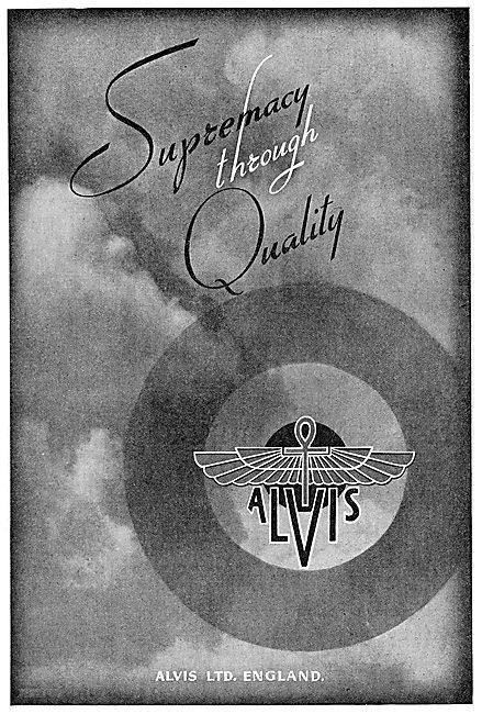 Alvis Aero Engines