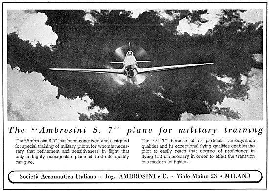 Ambrosini S.7