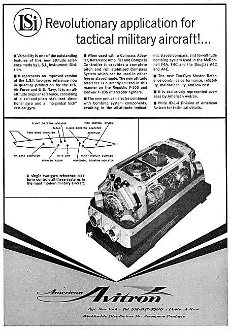 American Avitron Avionics & Electronics