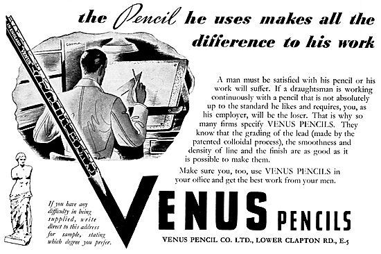 Venus Pencils
