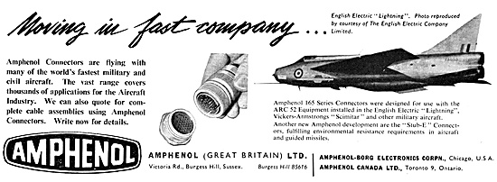 Amphenol Electrical Components