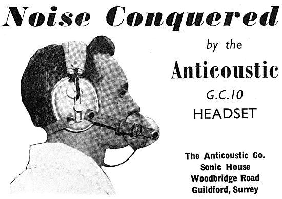 Anticoustic G.C.10 Headset