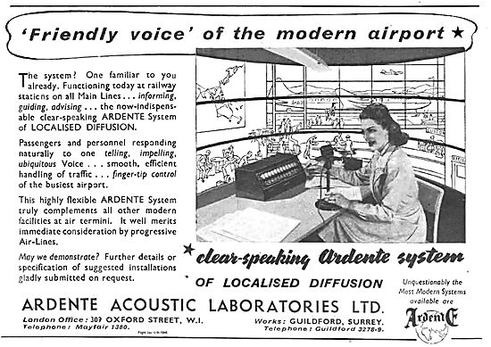 Ardente Acoustic Public Address Systems