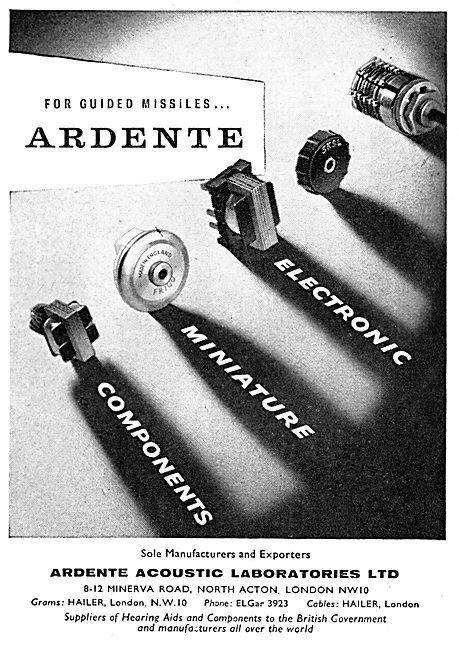 Ardente Electronic Components