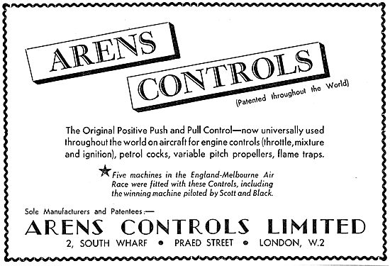 Arens Controls