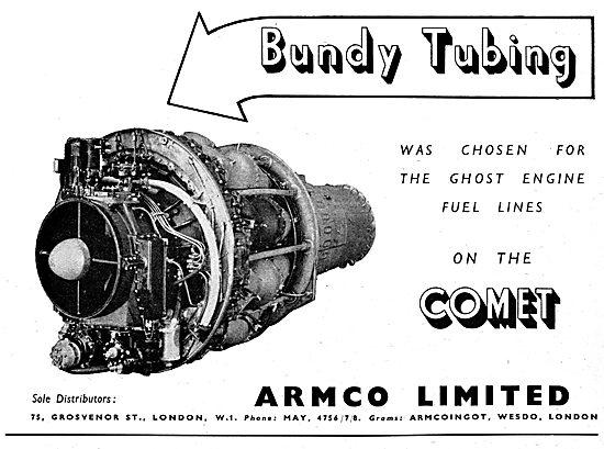 Armco Bundy Tubing