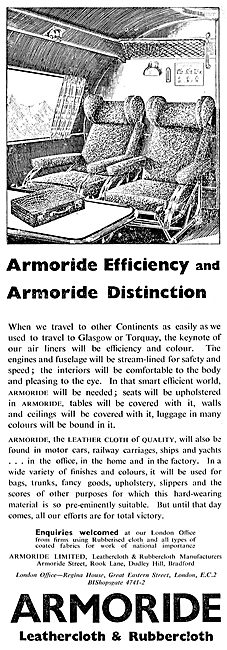 Armoride Rubbercloth & Leathercloth Manufacturers
