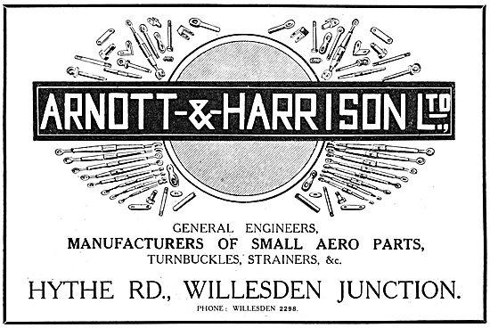 Arnott & Harrison - AGS