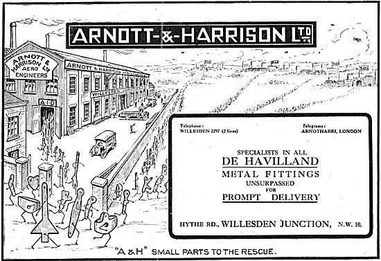 Arnott & Harrison Aeronautical Engineers