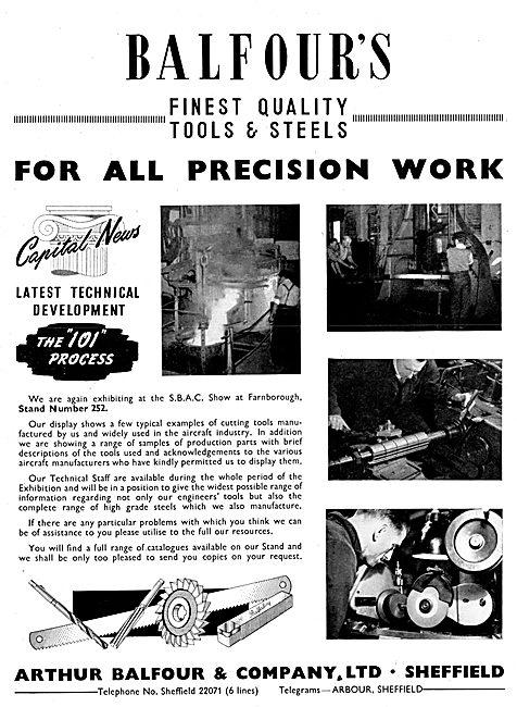 Arthur Balfour Machine Tools