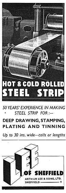 Arthur Lee - Hor & Cold Rolled Steel Strip