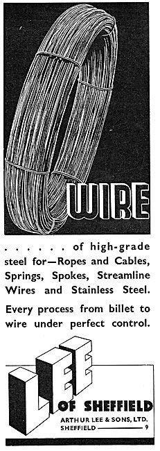 Arthur Lee - Streamline Wires & Tie Rods