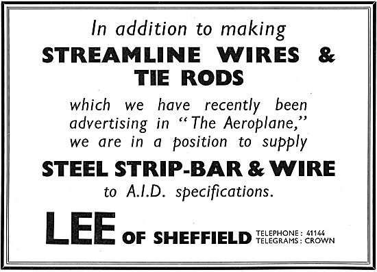 Arthur Lee - Streamline Wires & Tie Rods
