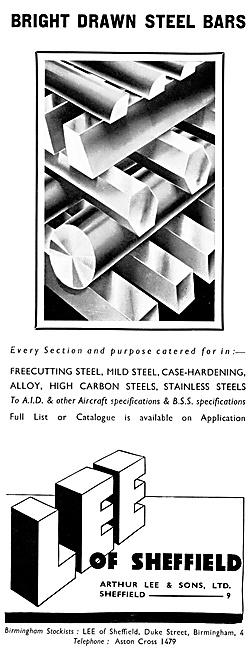 Arthur Lee Bright Drawn Steel Bars