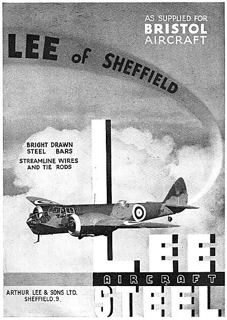 Arthur Lee Of Sheffield - Bright Drawn Steel Bars