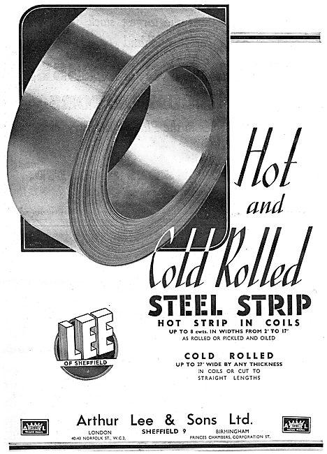 Arthur Lee - Hot & Cold Rolled Strip Steel