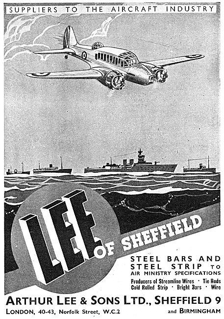 Arthur Lee - Steel Products