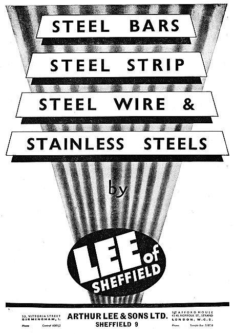 Arthur Lee Strip Steel, Bars & Wire