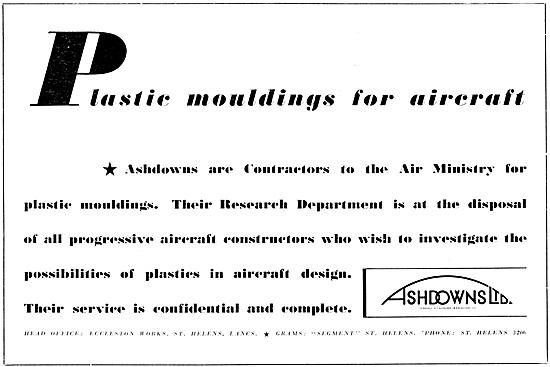Ashdowns Plastic Mouldings