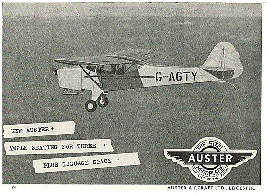 Auster   G-AGTY