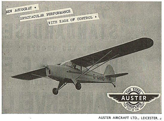 Auster Autocrat