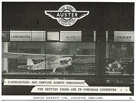 Auster Distributors & Agents