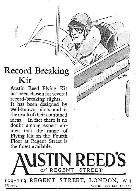 Classic British Aviation Industry Advertisements 1909 1990