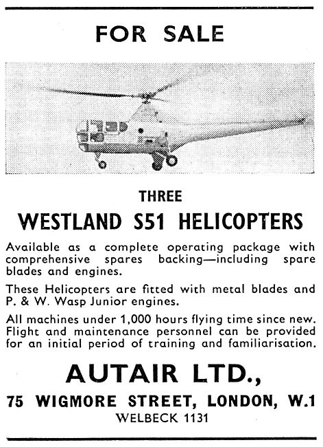 Autair Helicopters