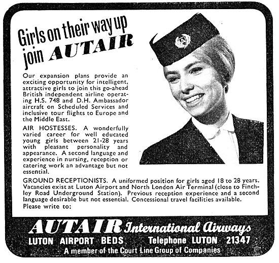 Autair Recruitment