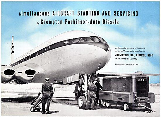 Auto-Diesels Ground Power Units