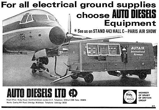 Auto Diesels Electrical Ground Power Unit