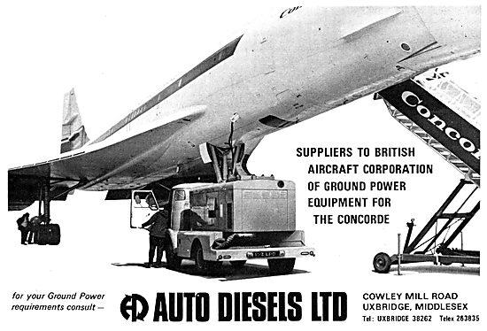 Auto Diesels Ground Power Units GPU