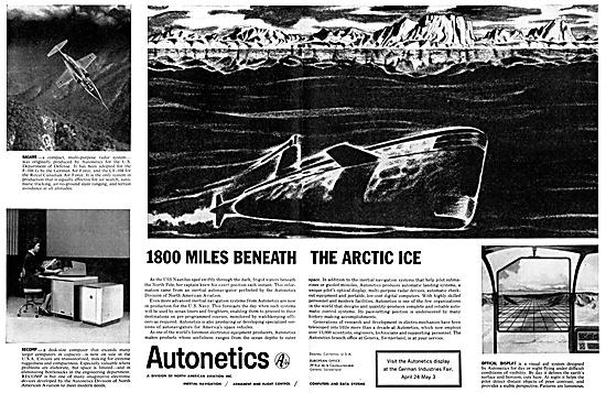 North American - Autonetics