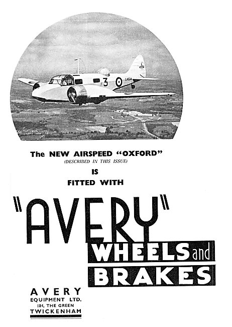Avery Wheel Brakes