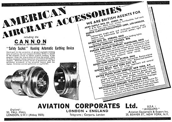 Aviation Corporates American Aircraft Accessories