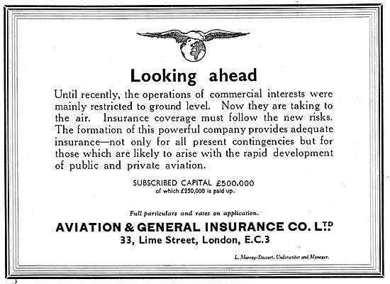 Aviation & General Insurance - Aviation Risks
