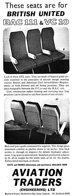 Aviation Traders Aircraft Seating