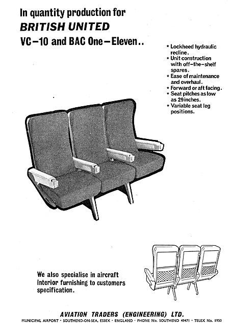 Aviation Traders Aircraft Seats