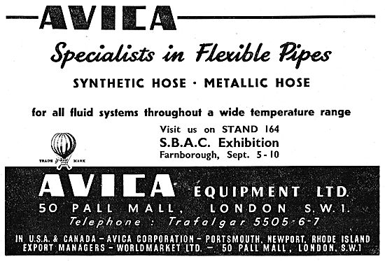 Avica Flexible Pipes & Hoses