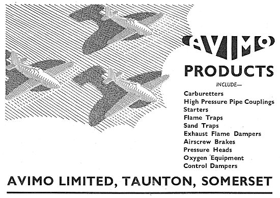 Avimo Aircraft Products